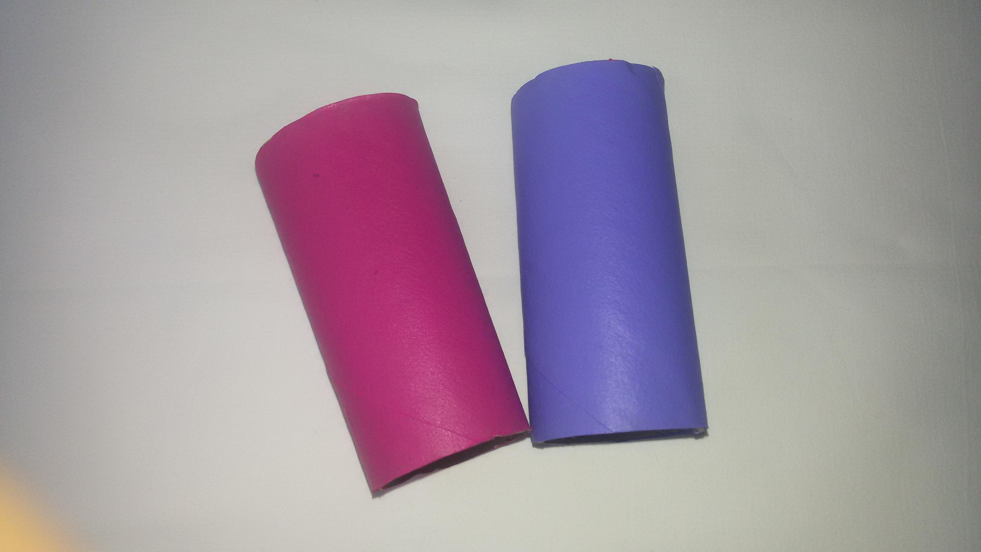 Twee ons geluk knutselen voor valentijnsdag - Kleur wc idee ...